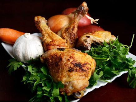 כרעי עוף קלאסיים בגריל