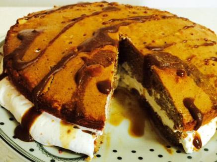 עוגת טירמיסו עם מסקרפונה