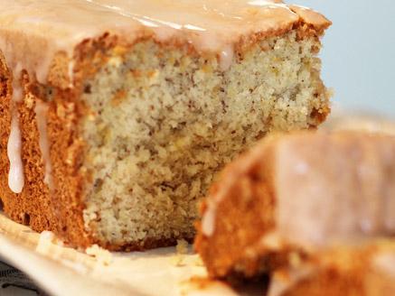 עוגת שקדים טחונים