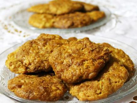עוגיות קורנפלקס ללא גלוטן