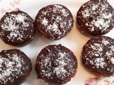 מאפינס שוקולד קל להכנה