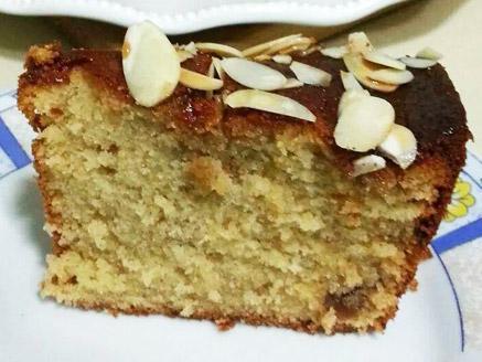 עוגת טחינה וסילאן