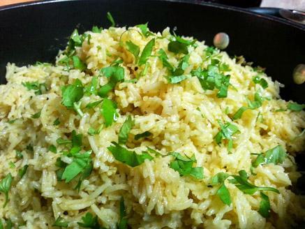 אורז הודי חריף