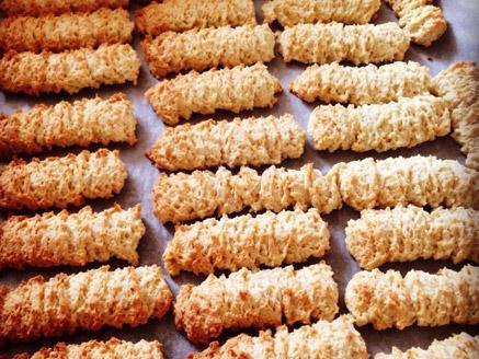 עוגיות מכונה פרווה