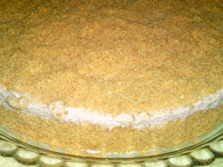 עוגת מוס תותים ופתיבר מיוגורט בטעם תות