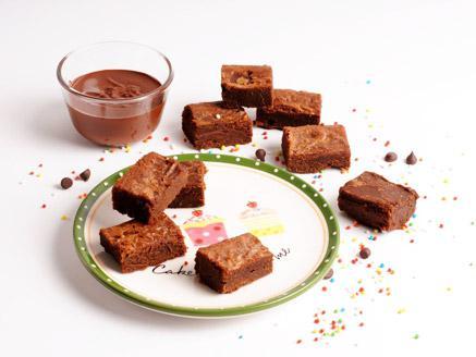 פונדו שוקולד קל ומהיר להכנה
