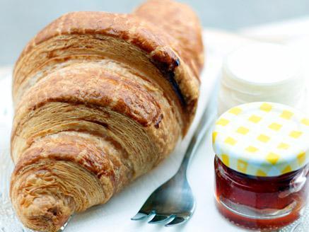 קרואסון חמאה צרפתי