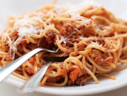 ספגטי בולונז פשוט וטעים