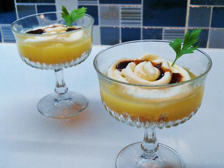 טרייפל ליים ושוקולד לבן בניחוח בננה