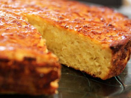 טוטש - פשטידת תפוחי אדמה רומנית
