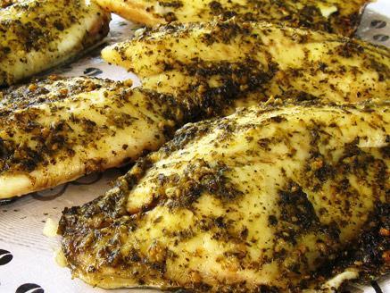 פילה דג אמנון בתנור