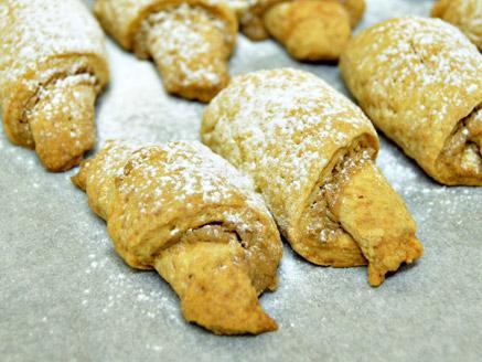 עוגיות קרם לוטוס