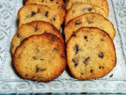 עוגיות שוקולד צ`יפס ביתיות