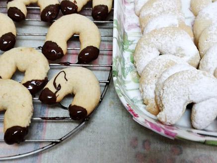 עוגיות קוקוס וניל קלות להכנה