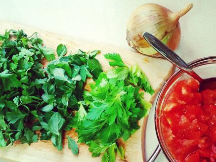 רוטב עגבניות ביתי, אמיתי וקל להכנה