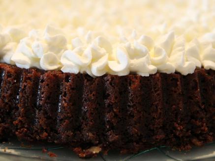 עוגת שוקולד עם אגוזים לפסח