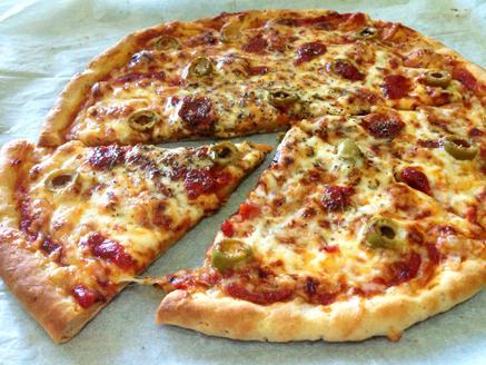 פיצה כשרה לפסח