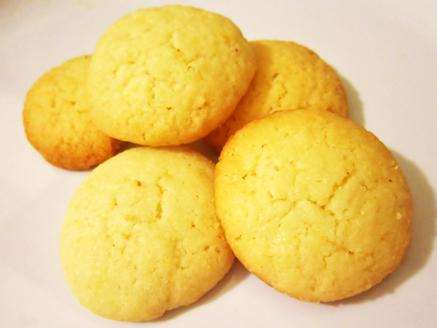 עוגיות שקדים ולימון לפסח