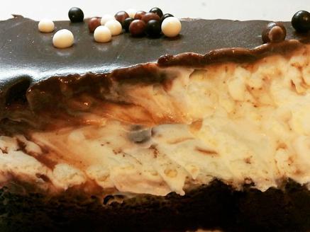 עוגת קרמבו ללא קמח