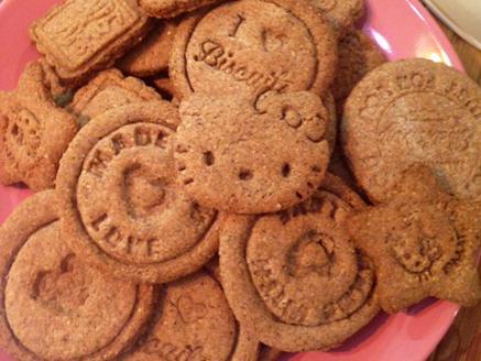 עוגיות מיקס אורז ללא גלוטן
