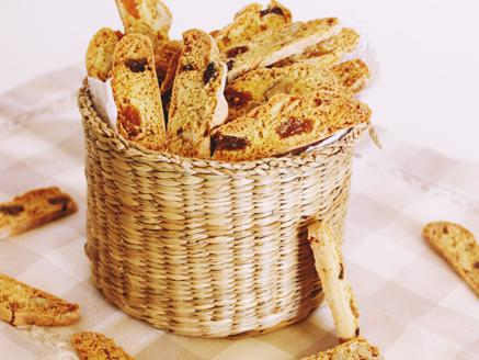 עוגיות קנטוצ`י