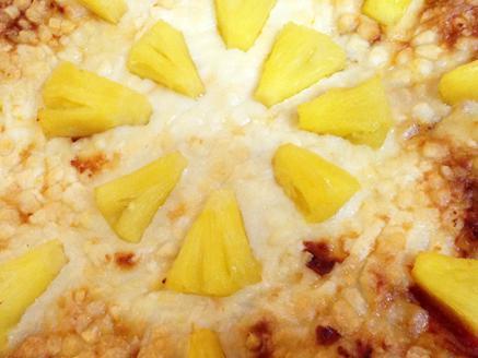 פיצה מבצק זיתים