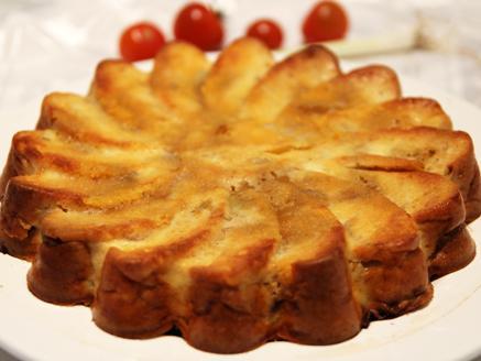 פשטידת תפוח אדמה ובטטה