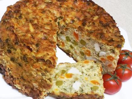 פשטידת ירקות בתנור