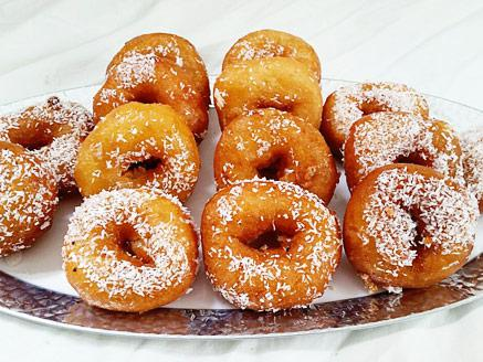 עוגיות יו יו מרוקאיות