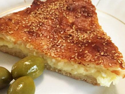 חצ`פורי ממולא גבינות