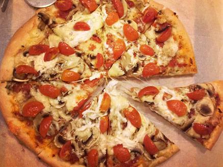 פיצה משגעת