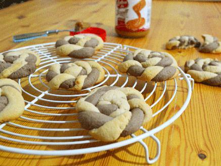 עוגיות שוקולד לוטוס