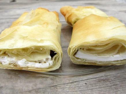 בורקס פילו גבינה טבעוני