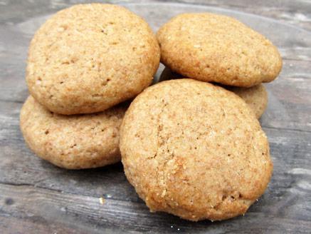 עוגיות טחינה טבעוניות לפעוטות