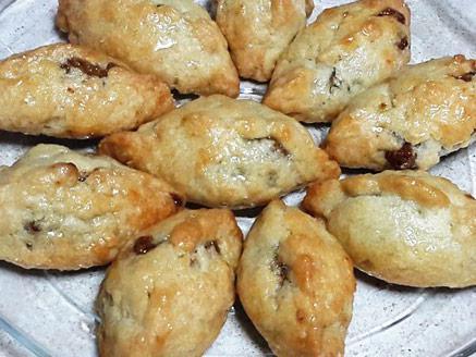 עוגיות במלית אגוזים