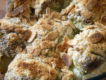 כרובית בבשמל ברוקולי