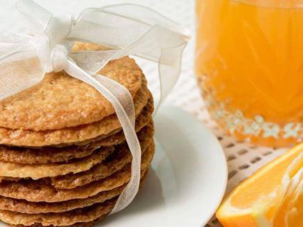 עוגיות קראנץ` קרמל וקוקוס כשרות לפסח
