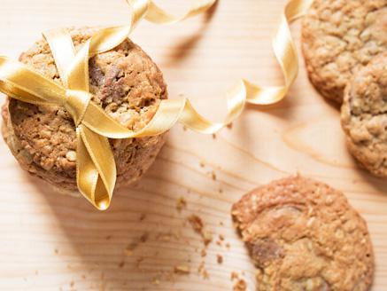 עוגיות שוקולד צ`יפס רכות