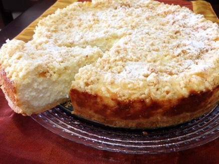 פאי גבינה פירורים