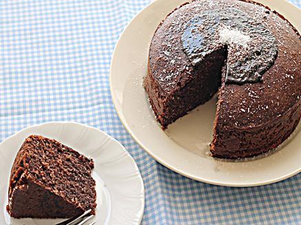 עוגת שוקולד וקוקוס בחושה