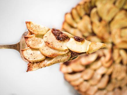 פאי תפוחים ודבש