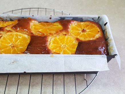 עוגת קלמנטינות