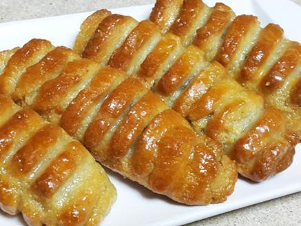 עוגיות במילוי אגוזים