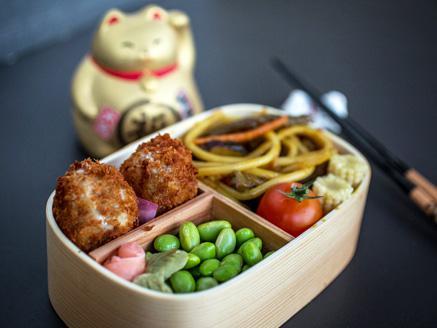 קורוקה מהמטבח היפני
