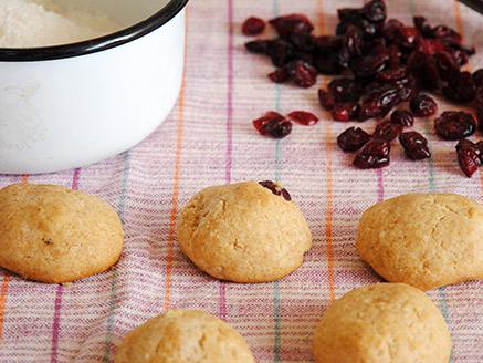 עוגיות מקמח כוסמין ללא תוספת סוכר