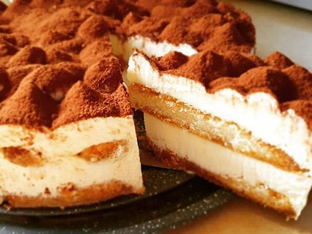 עוגת טירמיסו קלה וטעימה