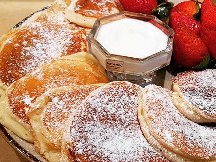 לביבות גבינה מתוקות וקלות להכנה