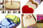 מבחר שטיחונים לאמבטיה ולחדר השינה
