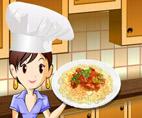 משחק בישול: ספגטי בולונז