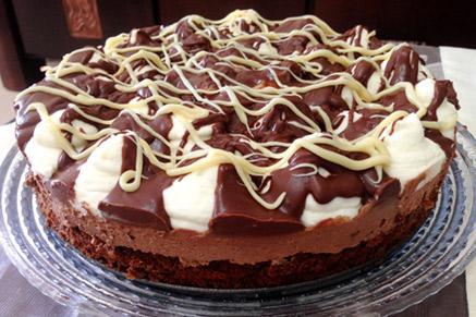 עוגת הקרמבו החלבית - כדאי לאמץ אותה